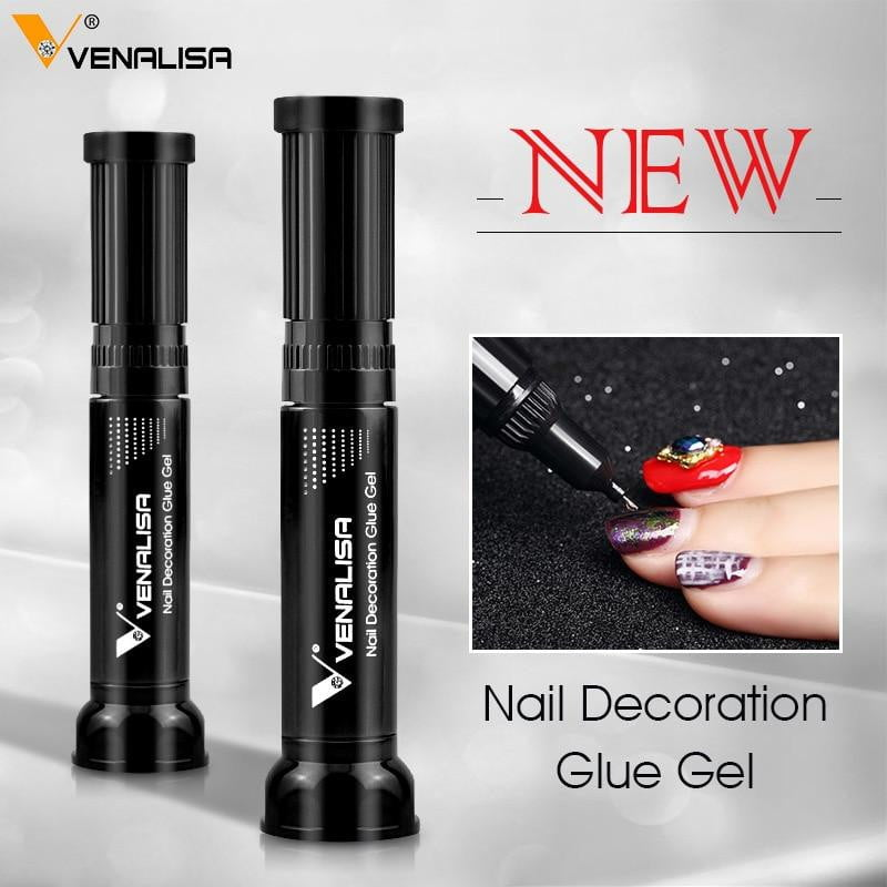 Venalisa - Nail Decoration Glue Gel-Naily