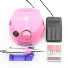 Load image into Gallery viewer, JEWHITENY - Electric Nail Drill Manicure Machine-Naily
