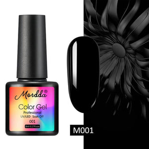 MORDDA - Gel Polish UV LED-Naily