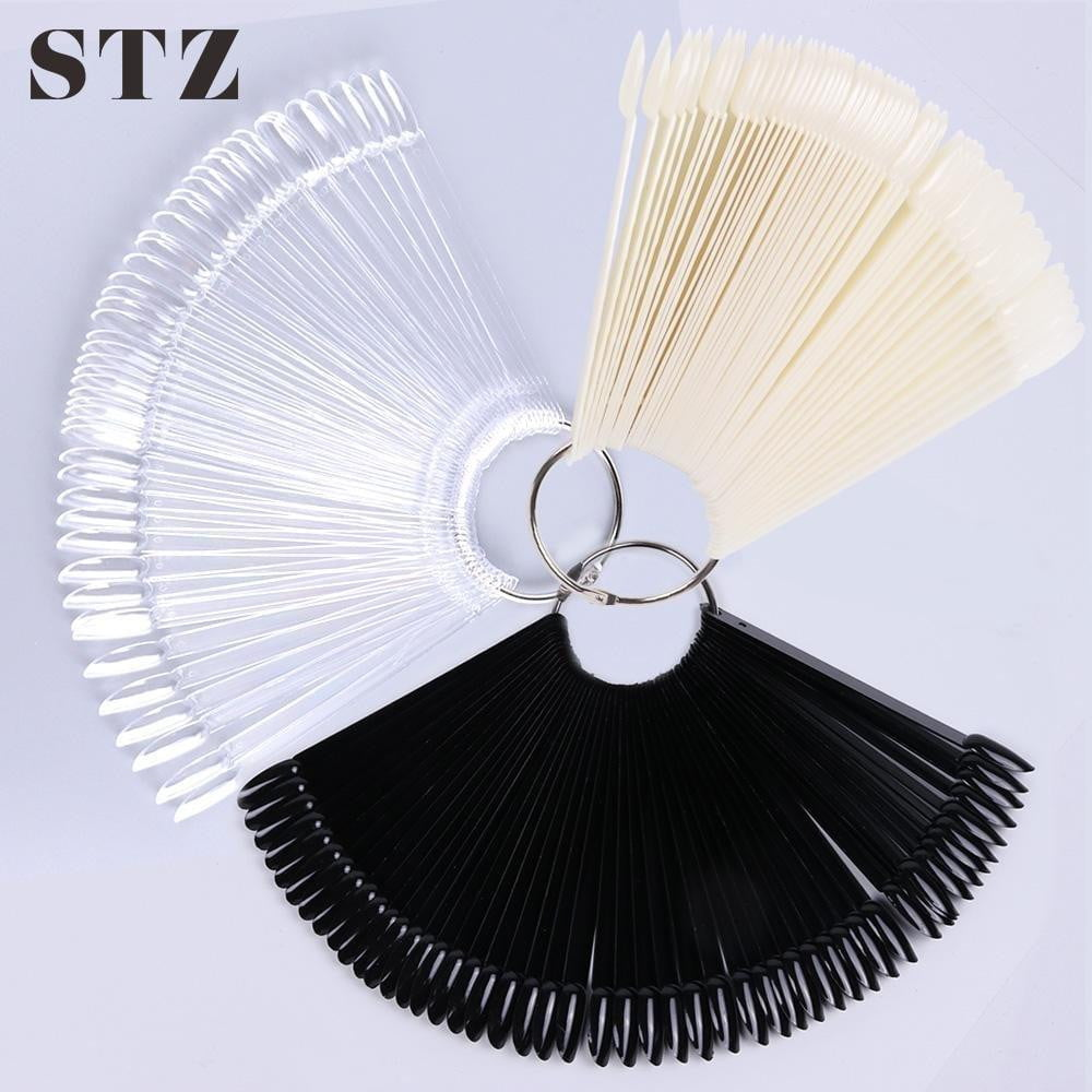 STZ - Tips/Set False Nails Fan Display - Naily
