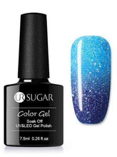 Load image into Gallery viewer, UR SUGAR - Rainbow Thermal Gel-Naily