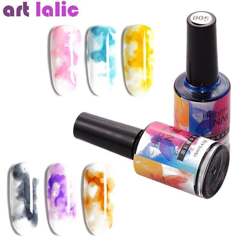 Watercolor Ink High Quality Water Dyeing - Naily