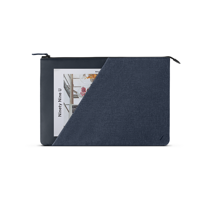 __sku:STOW-CSE-IND-FB-15;Stow Sleeve for MacBook - Indigo - 15-Inch