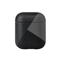 Marquetry Case for AirPods - Black
