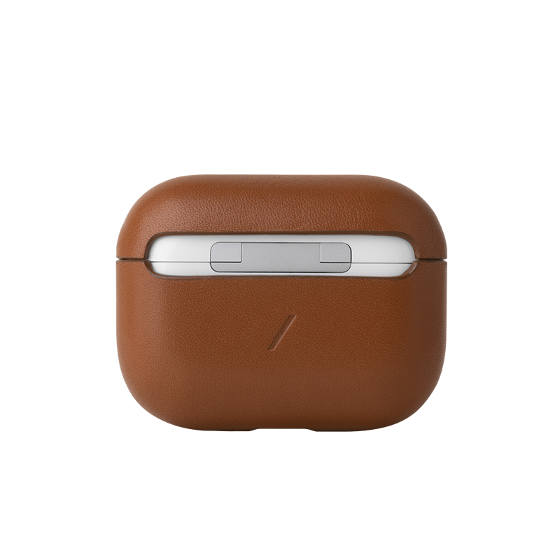 __sku:APPRO-LTHR-BRN-AP;Leather Case for AirPods Pro - Tan