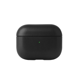 Leather Case for AirPods Pro - Black