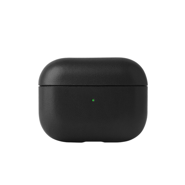 __sku:APPRO-LTHR-BLK-AP;Leather Case for AirPods Pro - Black
