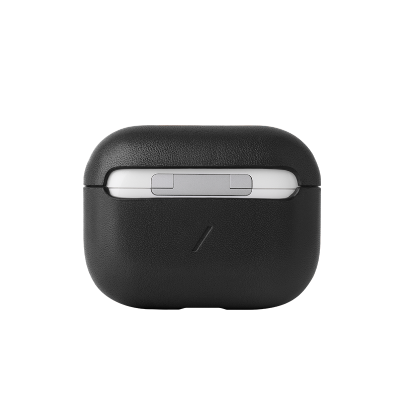 34253243252875,Leather Case for AirPods Pro - Black
