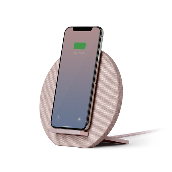 34253233717387,Dock Wireless Charger - Rose