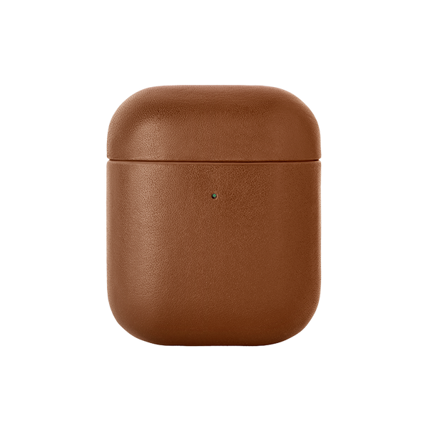 34253242892427,Leather Case for AirPods - Brown