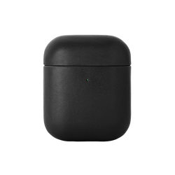 Leather Case for AirPods - Black