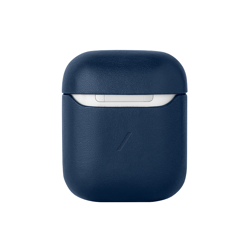 __sku:APCSE-LTHR-BLU-AP;Leather Case for AirPods - Navy