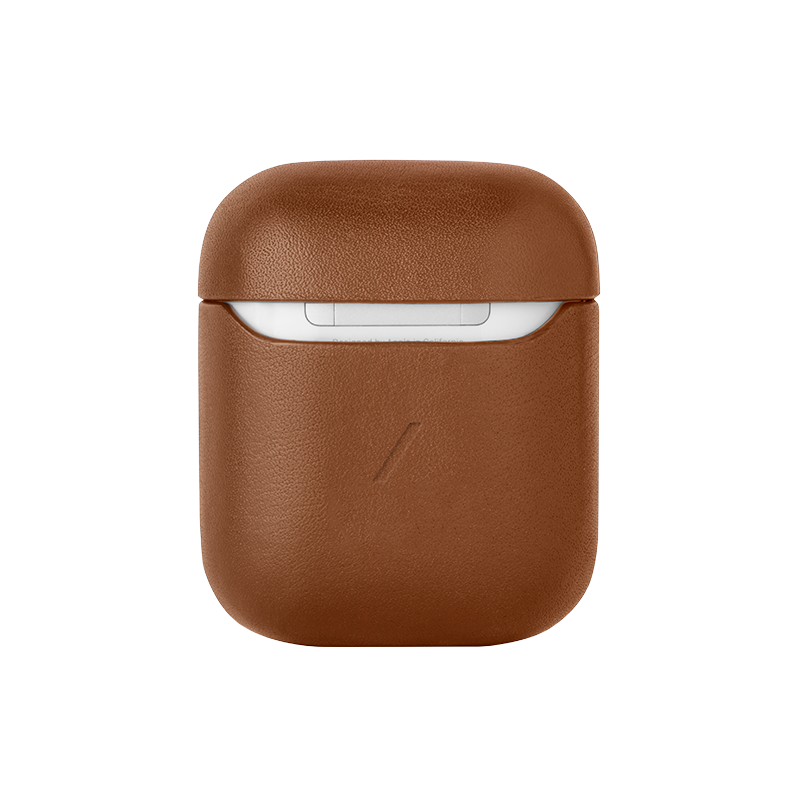 __sku:APCSE-LTHR-BRN-AP;Leather Case for AirPods - Tan