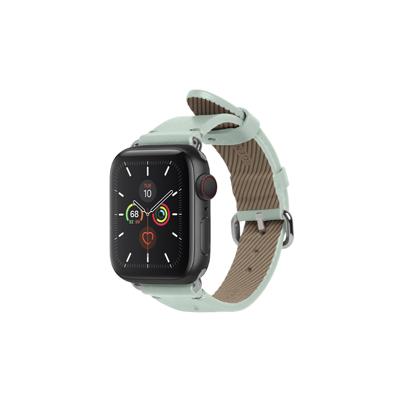 __sku:STRAP-AW-S-GRN;Classic Strap for Apple Watch - Sage - 38mm / 40mm