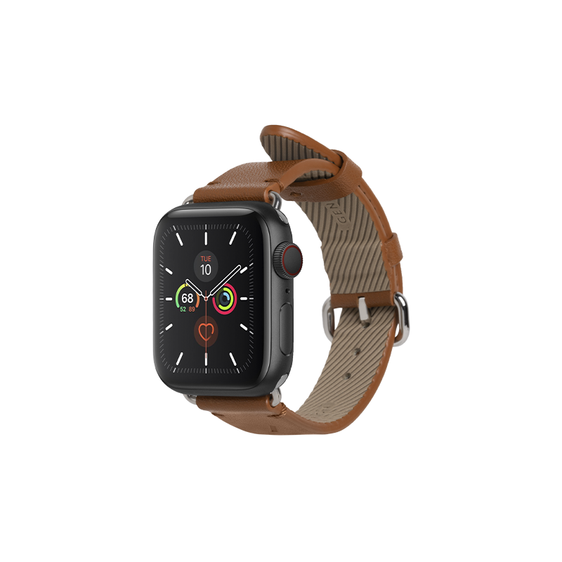 __sku:STRAP-AW-S-BRN;Classic Strap for Apple Watch - Brown - 38mm / 40mm