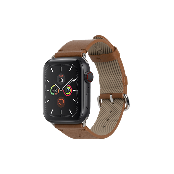 34253214122123,Classic Strap for Apple Watch (42mm / 44mm) - Brown