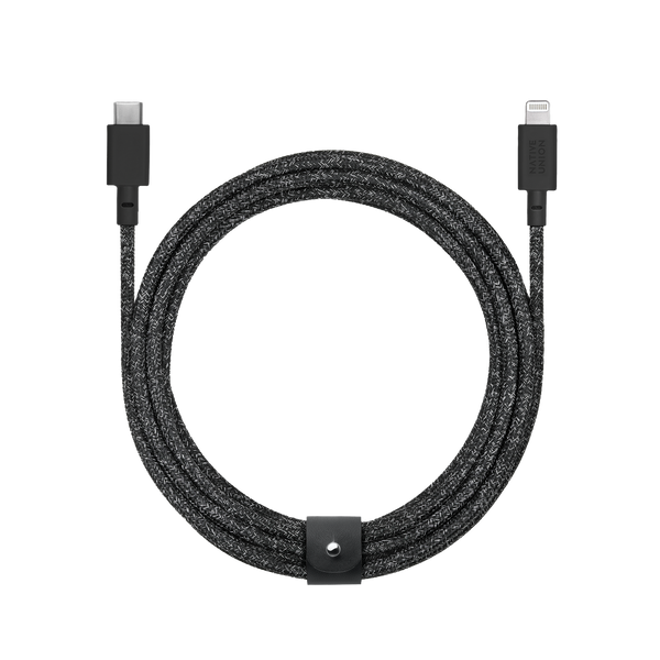 39279699034251,Belt Cable XL (USB-C to Lightning) - Cosmos