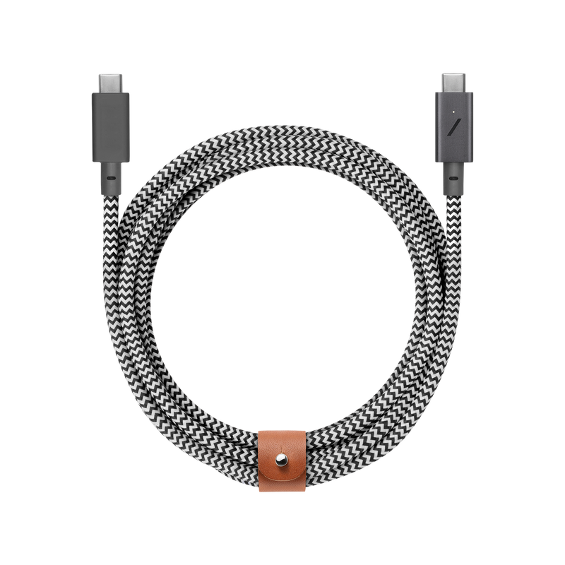 34253203275915,Belt Cable Pro (USB-C to USB-C) - Zebra