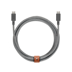 Belt Cable USB-C to USB-C - Zebra - USB-C to USB-C