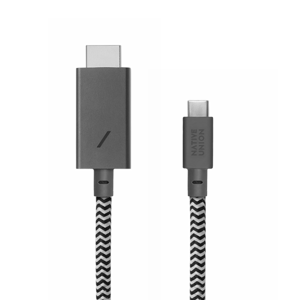 __sku:BELT-C-HDMI-ZEB-3;Belt HDMI - Zebra - HDMI to USB-C
