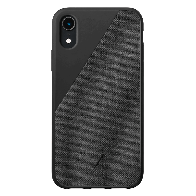 __sku:CCAV-BLK-NP18M;Clic Canvas - Black - iPhone XR