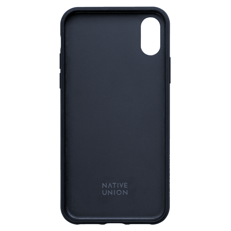 __sku:CCAV-NAVY-NP18L;Clic Canvas - Navy - iPhone Xs Max