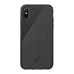 Clic Canvas - Black - iPhone Xs