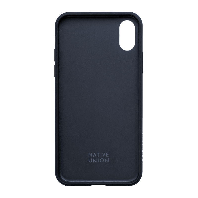 __sku:CCAV-NAVY-NP18S;Clic Canvas - Navy - iPhone Xs