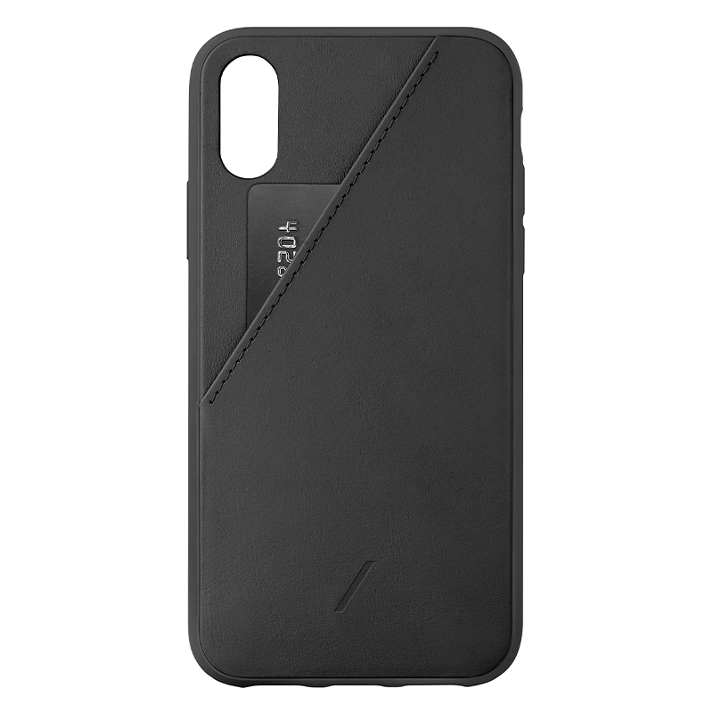 34253222215819,Clic Card (iPhone XR) - Black