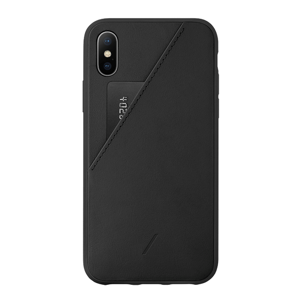 __sku:CCARD-BLK-NP18S;Clic Card - Black - iPhone Xs