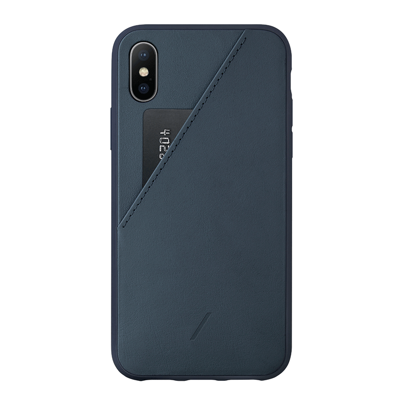 __sku:CCARD-NAVY-NP18S;Clic Card - Navy - iPhone Xs