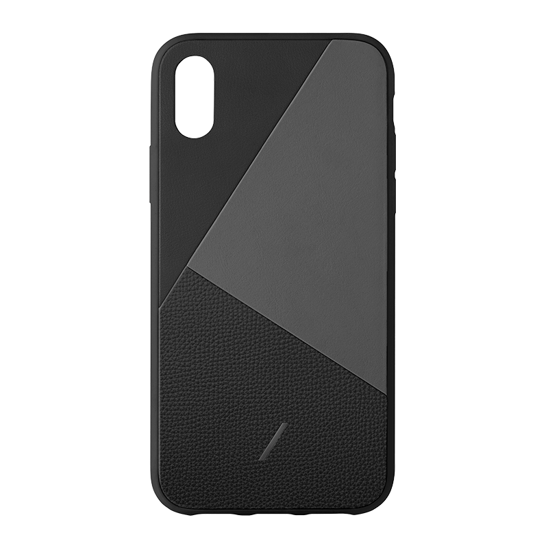 34253228966027,Clic Marquetry (iPhone Xs) - Black
