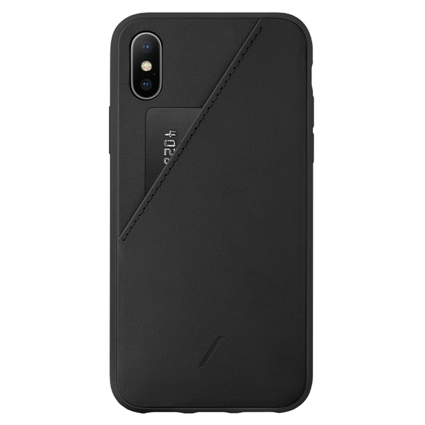 34253223493771,Clic Card (iPhone Xs Max) - Black