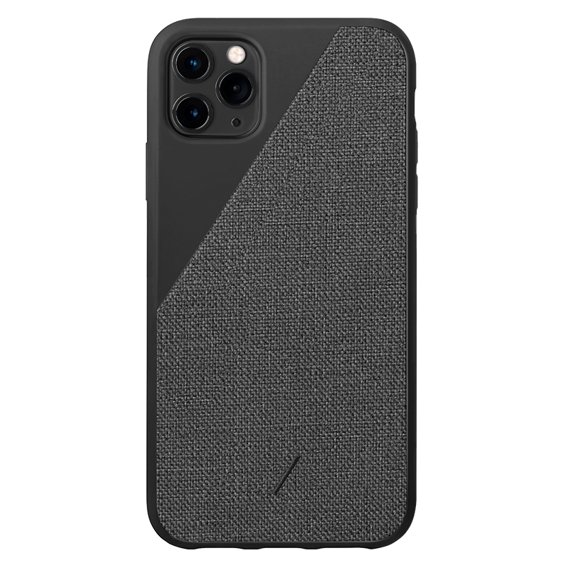 __sku:CCAV-BLK-NP19L;Clic Canvas - Slate - iPhone 11 Pro Max