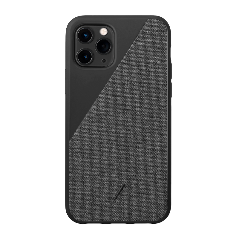 __sku:CCAV-BLK-NP19S;Clic Canvas - Slate - iPhone 11 Pro