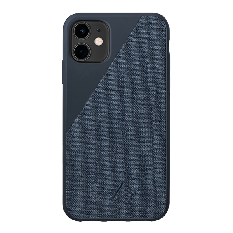 __sku:CCAV-IND-NP19M;Clic Canvas - Navy - iPhone 11