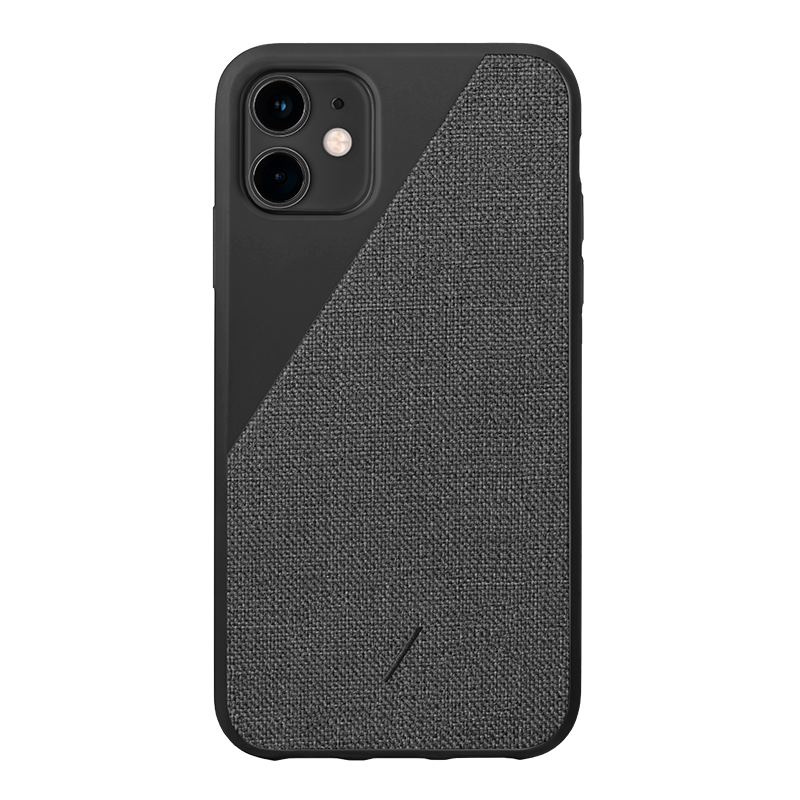 __sku:CCAV-BLK-NP19M;Clic Canvas - Slate - iPhone 11