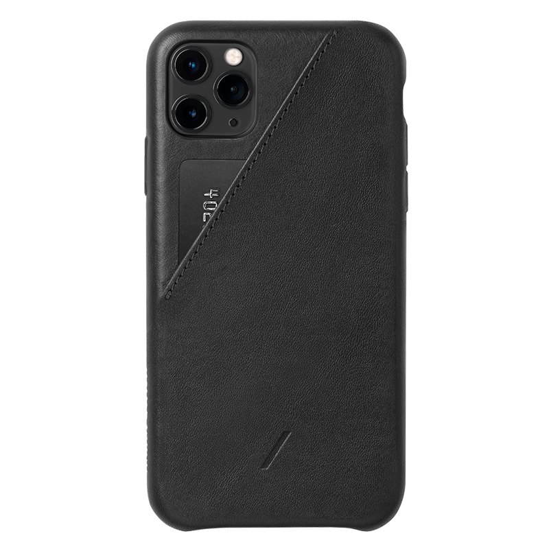 __sku:CCARD-BLK-NP19L;Clic Card - Black - iPhone 11 Pro Max