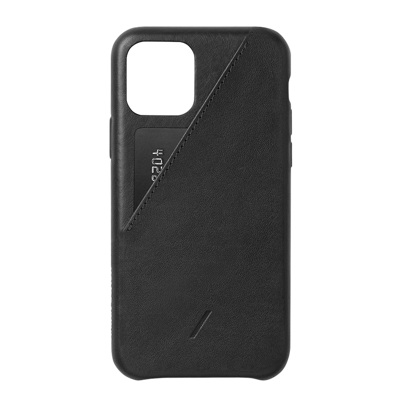 34253219594379,Clic Card (iPhone 11 Pro) - Black
