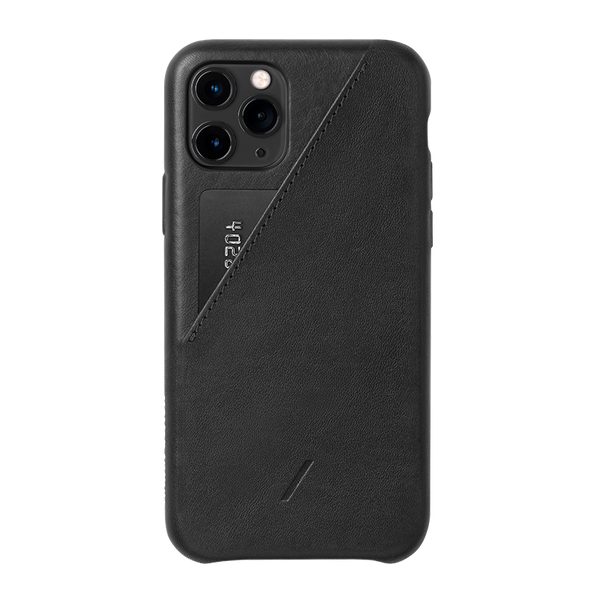 __sku:CCARD-BLK-NP19S;Clic Card - Black - iPhone 11 Pro