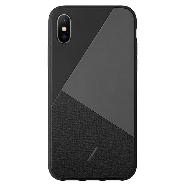 34253228540043,Clic Marquetry (iPhone Xs Max) - Black