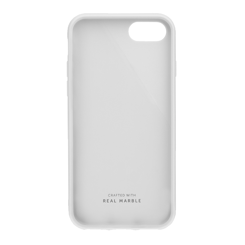 __sku:CLIC-WHT-MB-7;Clic Marble - White - iPhone SE