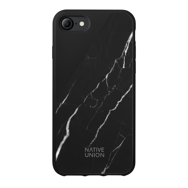 __sku:CLIC-BLK-MB-7;Clic Marble - Black - iPhone SE