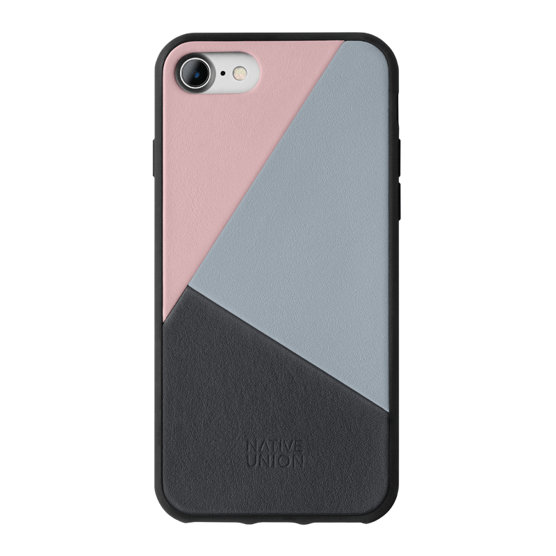 __sku:CLIC-RAC-MARQ-7;Clic Marquetry - Pink - iPhone SE