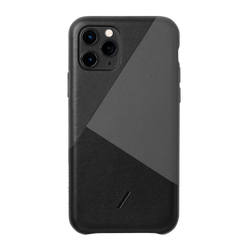 Clic Marquetry - Black - iPhone 11 Pro