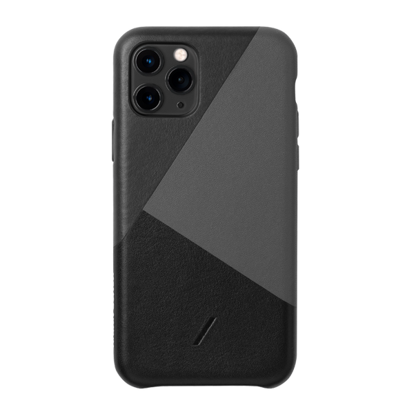 __sku:CMARQ-BLK-NP19S;Clic Marquetry - Black - iPhone 11 Pro