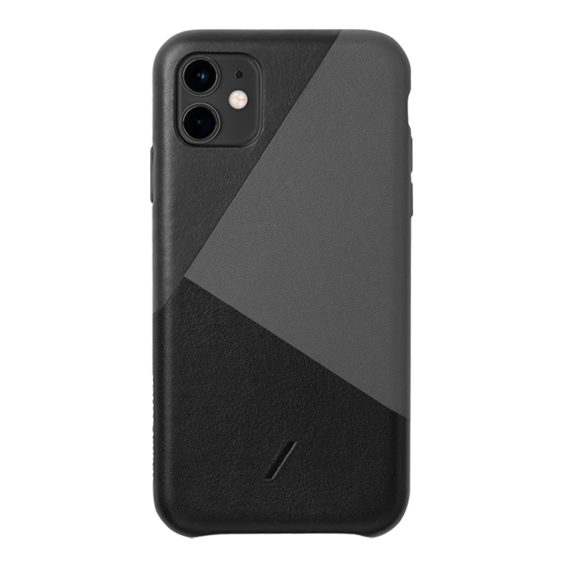 __sku:CMARQ-BLK-NP19M;Clic Marquetry - Black - iPhone 11