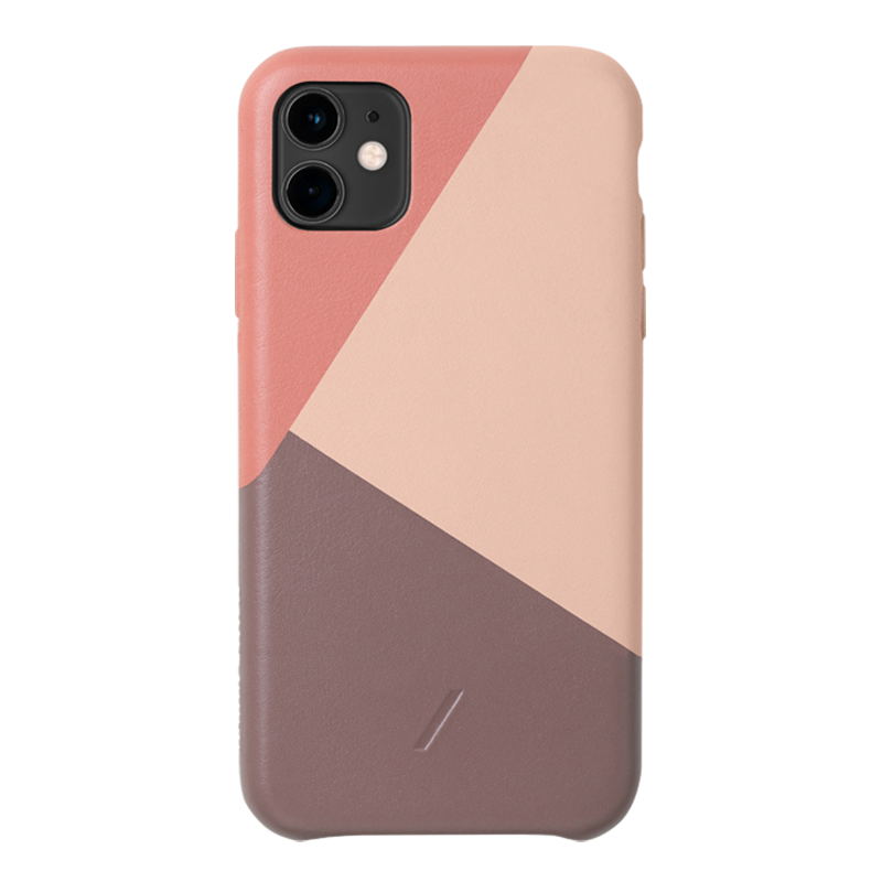 __sku:CMARQ-ROS-NP19M;Clic Marquetry - Rose - iPhone 11