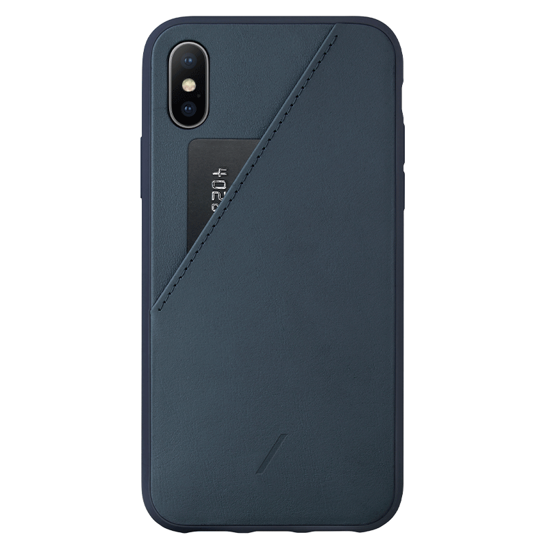__sku:CCARD-NAVY-NP18L;Clic Card - Navy - iPhone Xs Max