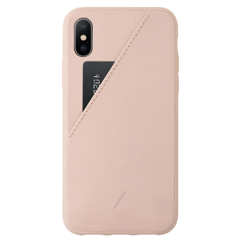 __sku:CCARD-ROSE-NP18L;Clic Card - Rose - iPhone Xs Max